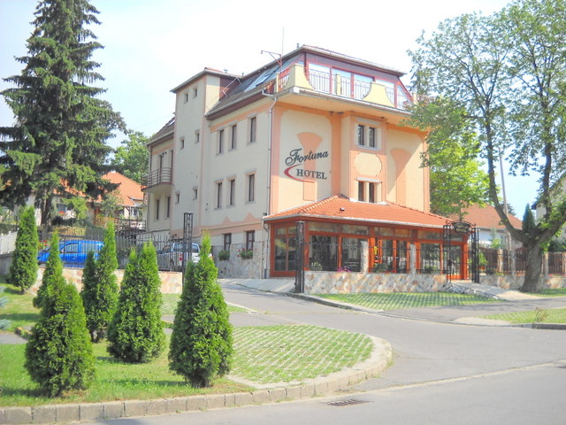 Miskolctapolca �s Lillaf�red Fortuna Hotel